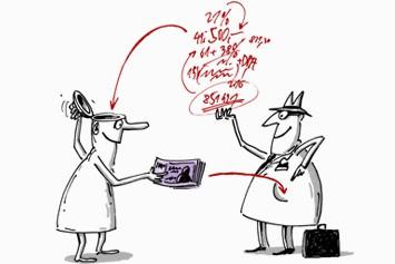 Odměna finančního poradce